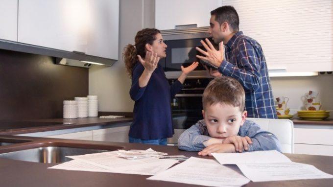 Lo stress genitoriale e gli effetti sul bambino