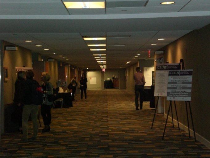 Report dal Congresso ICED 2015 International Conference on Eating Disorders - Boston, 23-25 Aprile 2015_ hall