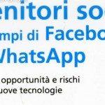 genitori sociali ai tempi di facebook e di whatsapp