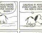 Snoopy, la delusione amorosa e il cibo come auto-medicazione – Peanuts Nr. 6