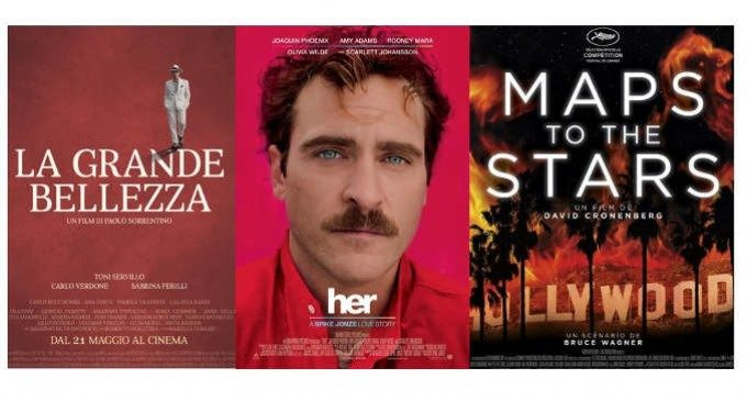 Il filo rosso che unisce Lei, La grande bellezza e Maps to the stars – Cinema & Psicoterapia # 36