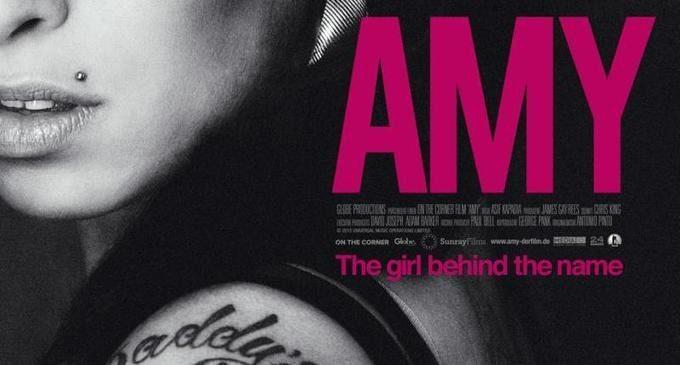 Amy – The girl behind the name (2015): il documentario sulla vita di Amy Winehouse