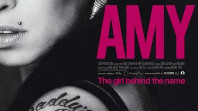 Amy – The girl behind the name (2015): il documentario sulla vita di Amy Winehouse