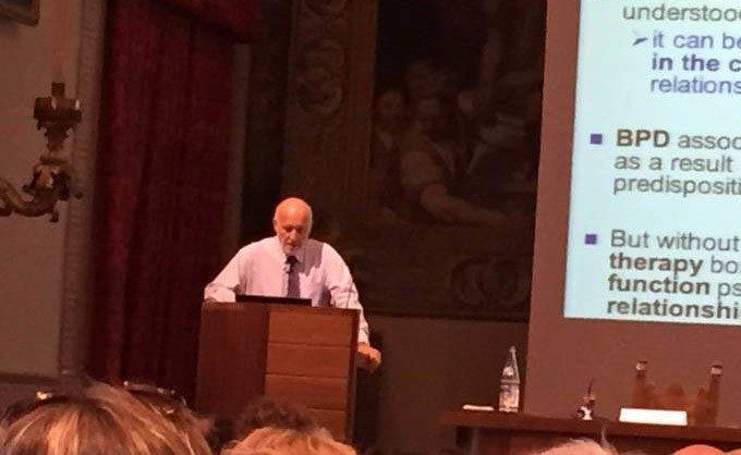 Mentalizzazione e disturbi di personalità - Bateman & Fonagy a Pavia