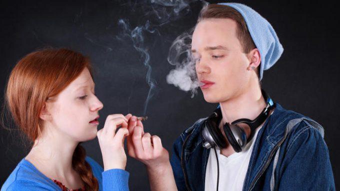 Utilizzo di cannabis in adolescenza & pensiero desiderante