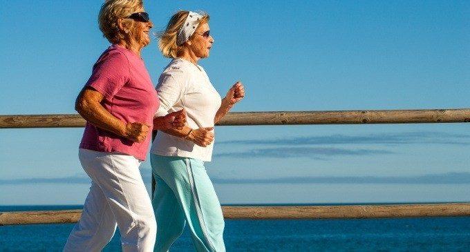 Terza età: il collegamento tra livello di forma fisica, attività cerebrale e funzioni esecutive