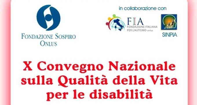 Disabilità: 7-8 settembre a Milano convegno sulla qualità di vita dei disabili, presente il sottosegretario Franca Biondelli