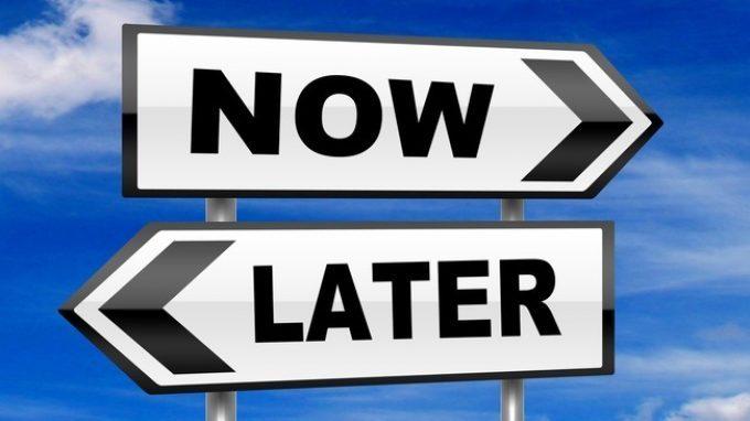 Procrastinazione: esiste una componente genetica che ci spinge a rimandare a domani?