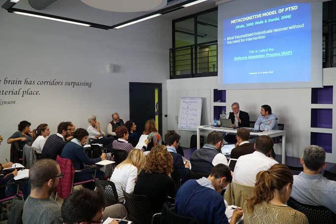 Terapia Metacognitiva per disturbi d'ansia e depressione- Wells ospite a Milano - Report_ IMG 4