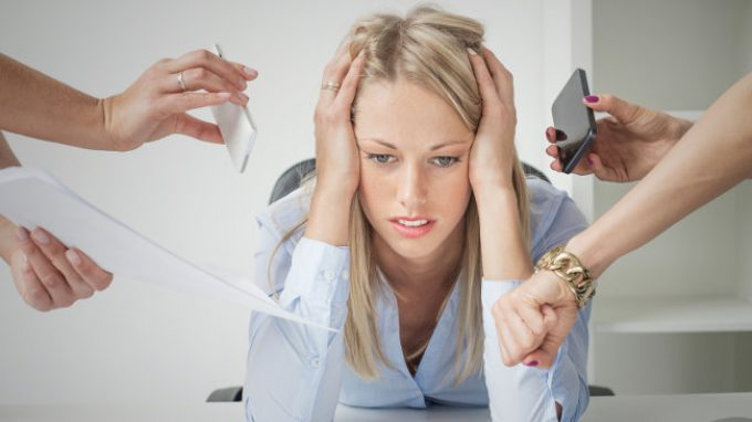Il burnout nei caregivers professionali