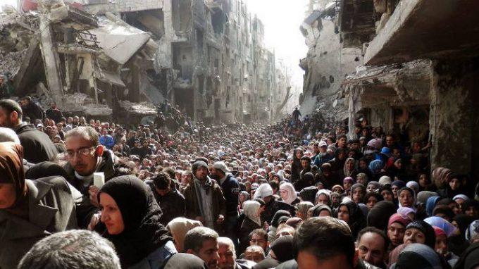 L'utilizzo dell'EMDR nel trattamento di sintomi depressivi e da PTSD in un campione di profughi siriani