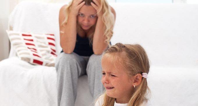 Stress genitoriale come fattore di rischio nel maltrattamento fisico dei bambini