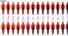 L'accettabilità del contatto fisico tra le persone e come varia nel mondo