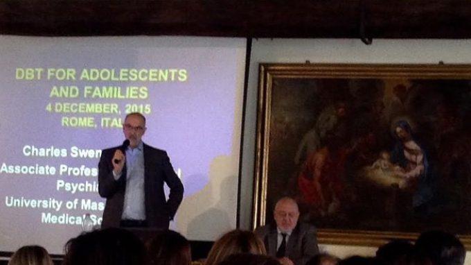 DBT e Adolescenti: report dal seminario di Charles Swenson