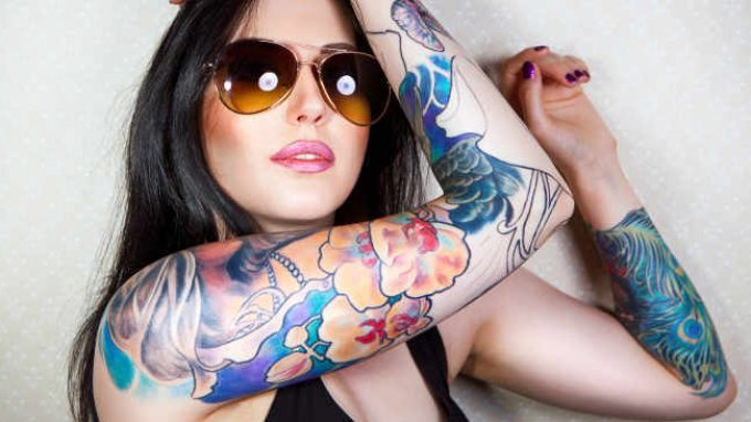 La donna ed il tatuaggio: un modo per ritrovare se stessa