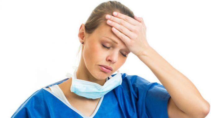 La depressione tra i giovani medici in formazione