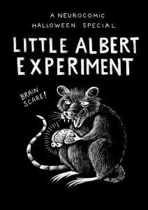 Little Albert Experiment, by Matteo Farinella 2012