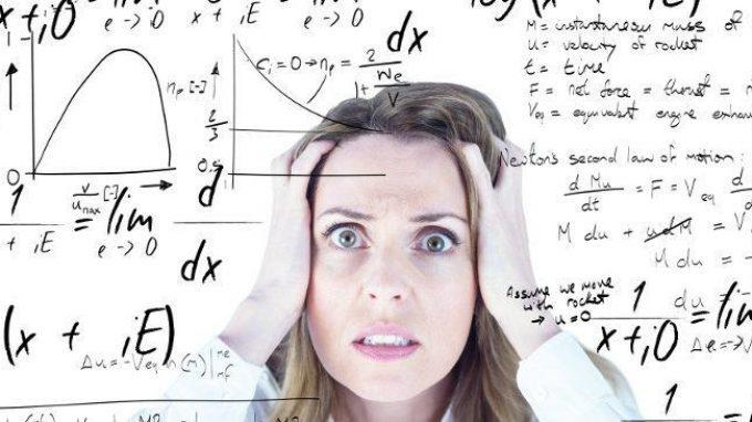 L'ansia matematica: uno studio nelle classi seconde delle scuole secondarie di primo grado