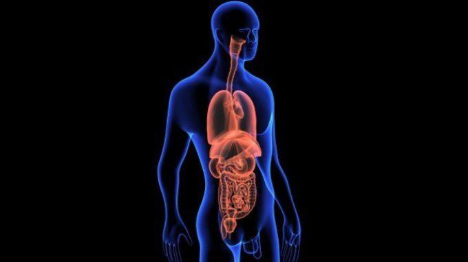 Entero-Rappresentazione: confronto tra un campione di pazienti ricoverati e un gruppo di controllo