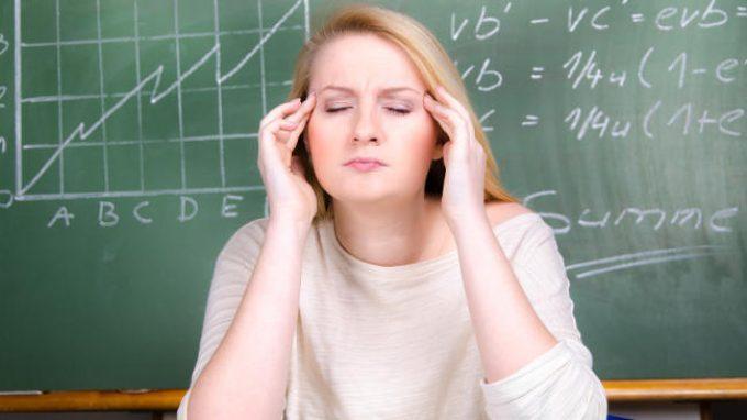 Burnout negli insegnanti: cos'è e quali trattamenti possono aiutare