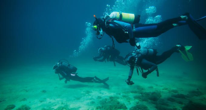 Ansia nelle immersioni subacquee: come riconoscerla e trattarla
