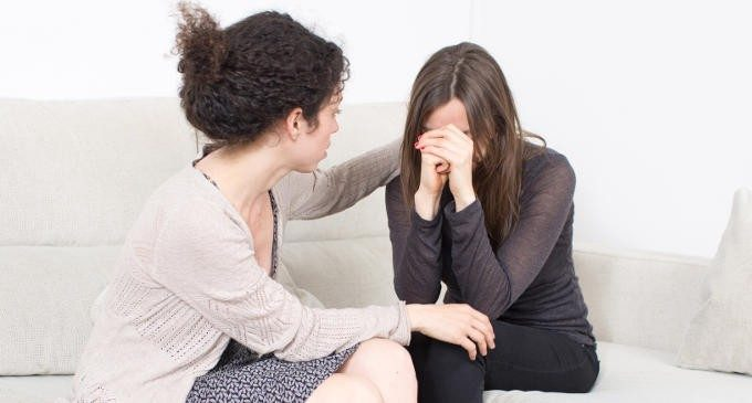 I vissuti dei familiari del depresso: stargli vicino senza farsi fagocitare dalla depressione