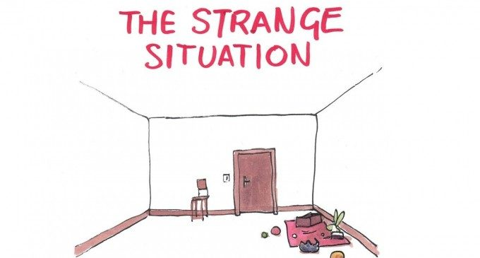 The Strange Situation: i pattern di attaccamento a fumetti