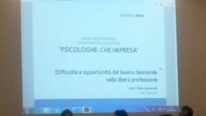 Libera professione e imprenditoria femminile - 03