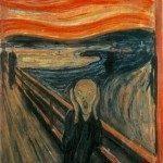 Edvard Munch Urlo - Angoscia esistenziale nell'arte