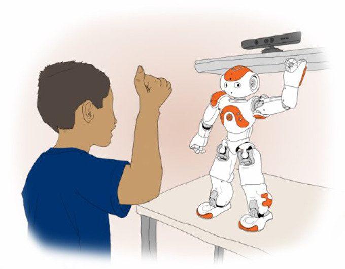 Robopsicologia ed educational Robotics le nuove frontiere della Psicologia IMM 1