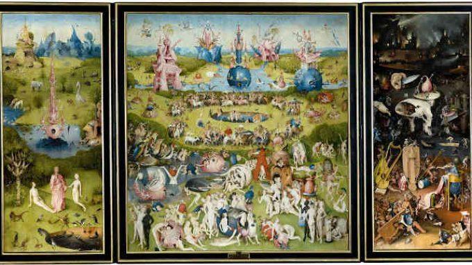 Un caso di Rimozione e Spostamento in Hieronymus Bosch