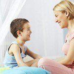 Attaccamento infantile e stile conversazionale tra madre e bambino