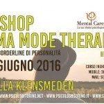 Schema Mode Therapy - Torino, 10 e 11 Giugno 2016