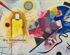 Giallo, rosso, blu: lettura psicologica di un'opera di Kandinskij