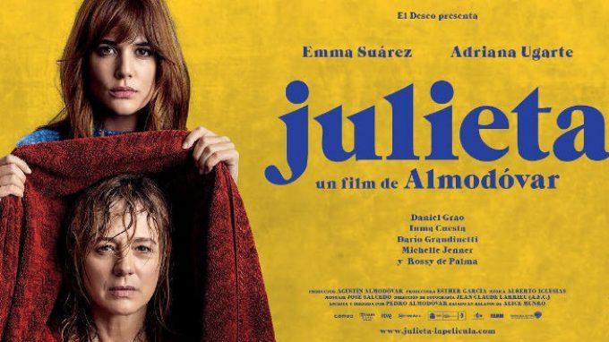 Julieta (2016) di P. Almodovar – Recensione del film