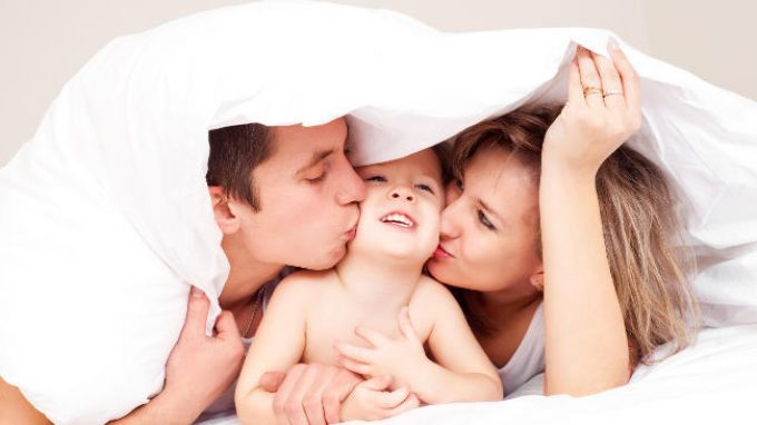 La soddisfazione sessuale in una coppia quando si diventa genitori