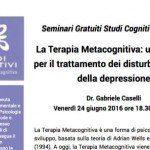 La terapia metacognitiva : un modello per il trattamento di ansia e depressione, Studi Cognitivi Modena