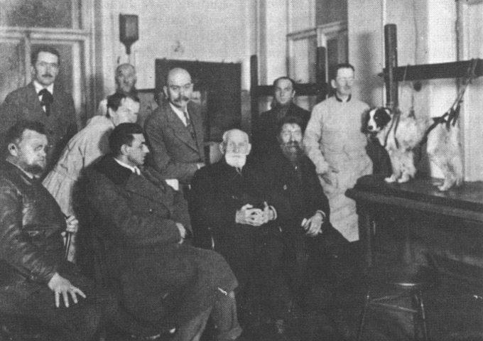 Pavlov, oltre il condizionamento (1973) di William Horsley Gantt - I grandi esperimenti di psicologia Nr. 12_IMMAGINE
