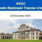 XVIII Giornata Nazionale del Trauma Cranico - Altavilla Vicentina, 26 novembre 2016