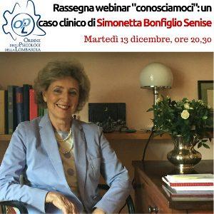 Bonfiglio Senise - i nuovi webinars dell ordine psicologi lombardia in arrivo -da settembre a dicembre 2016