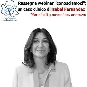 Fernandez - I nuovi webinars dell'Ordine Psicologi Lombardia in arrivo - Da Settembre a Dicembre 2016