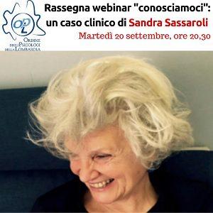 SASSAROLI - I nuovi webinars dell'Ordine Psicologi Lombardia in arrivo - Da Settembre a Dicembre 2016