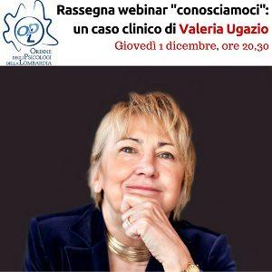 Ugazio - I nuovi webinars dell'Ordine Psicologi Lombardia in arrivo - Da Settembre a Dicembre 2016