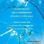 Glass Ceiling nelle professioni sanitarie - Convegno a Lucca