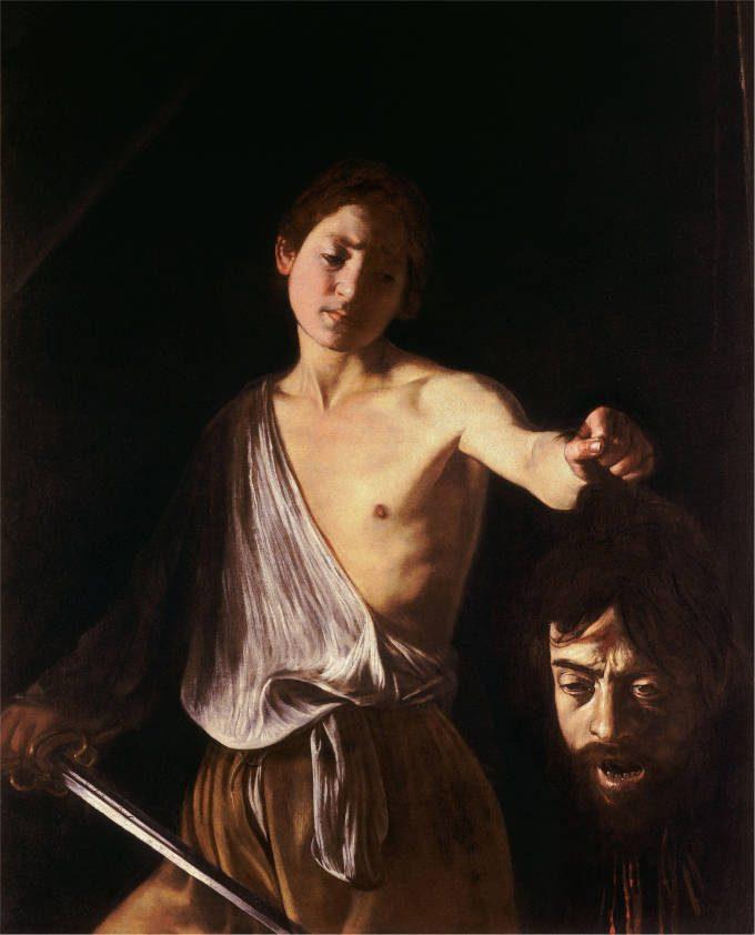 I selfie del Caravaggio narrazione degli eventi tragici di una vita DAVIDE GOLIA