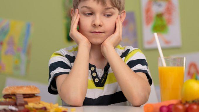 Problemi alimentari dell'infanzia?Come affrontarli con l'ABA