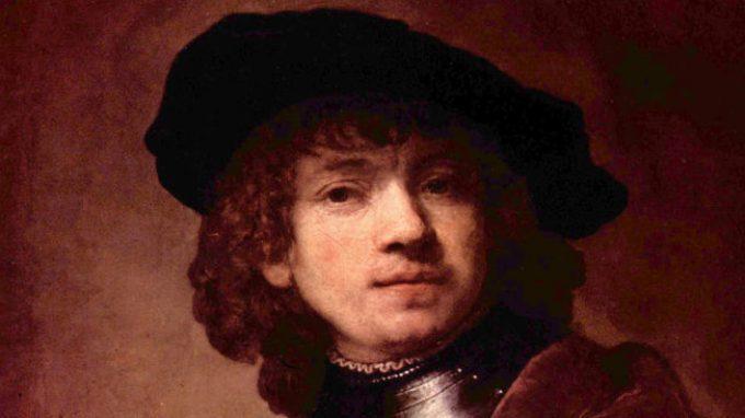 Poso, dunque sono: il narcisismo negli autoritratti di Rembrandt