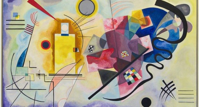 Kandinskij: armonia, musica e geometria