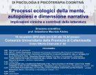 Processi ecologici della mente autopoiesi e dimensione narrativa – Seminario