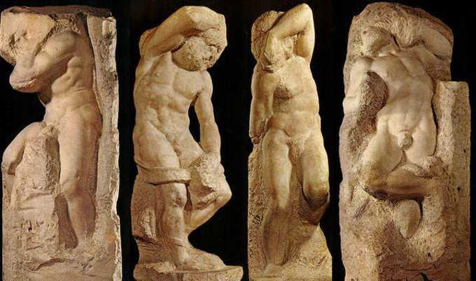 Prigioni di Michelangelo